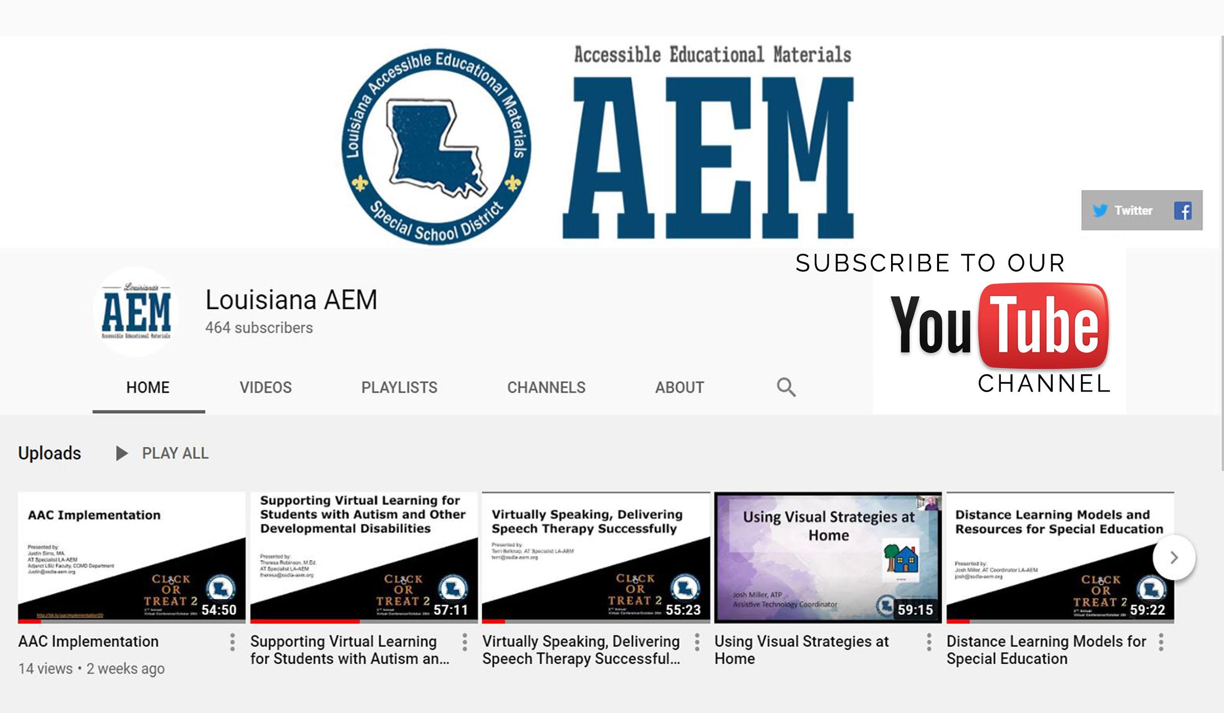 LA-AEM Youtube channel-v2