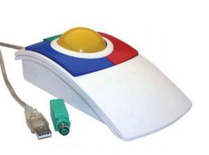 Sam Trackball mouse-adapted