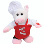 Kiss the Cook Pig