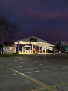 Angola entrance