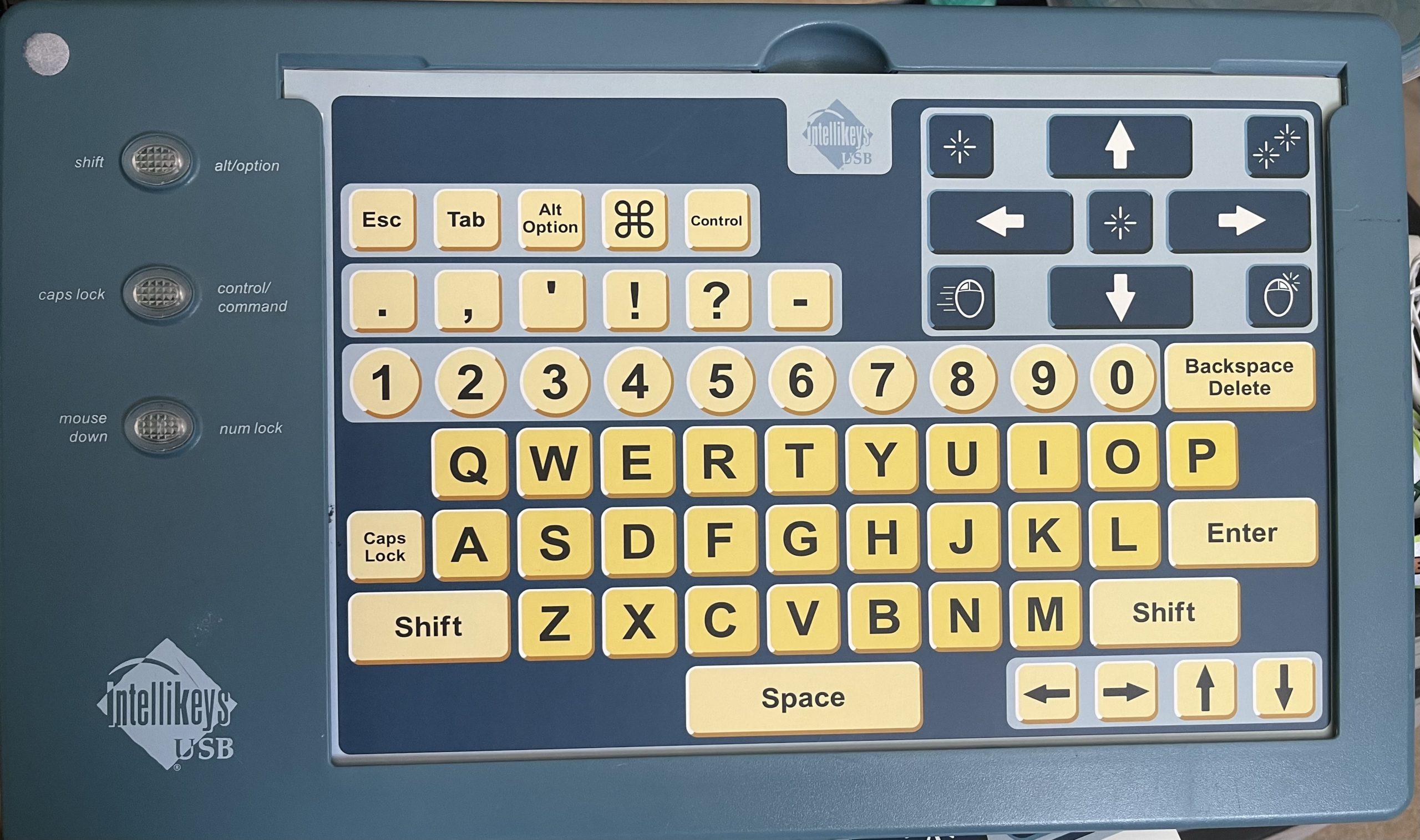 Intellikeys Keyboard